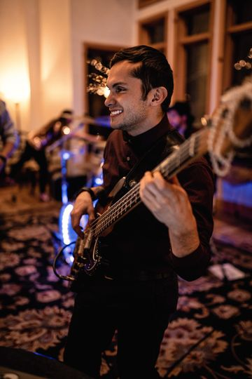 Bassist Dance Moves
