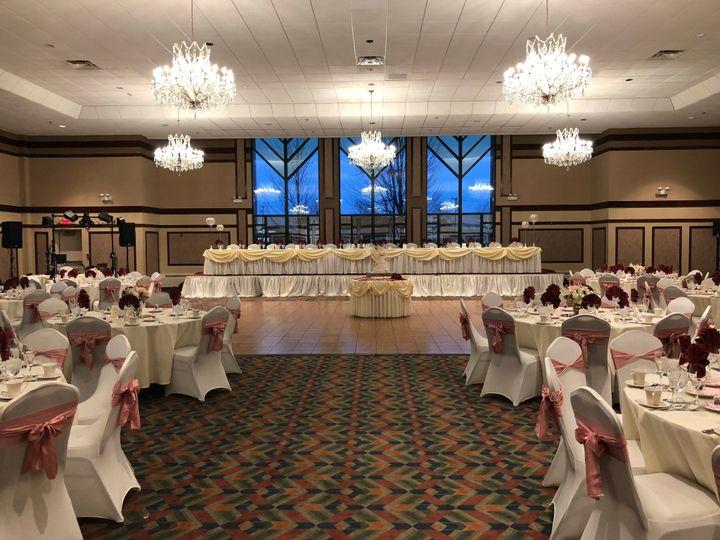 Tmx Ballroom W Head Table 51 85317 157816870372670 Aurora, IL wedding venue