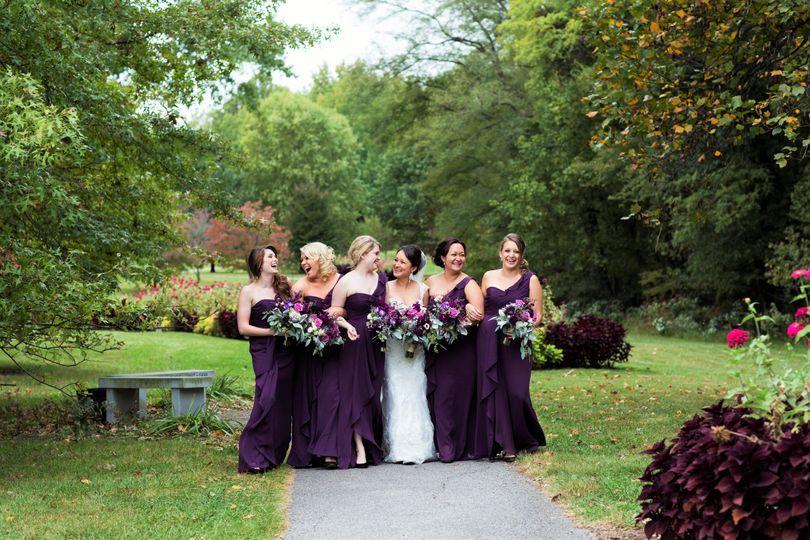 Erica's wedding