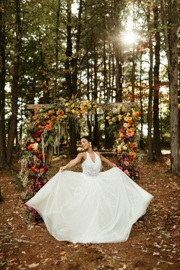 Styled Fall Shoot