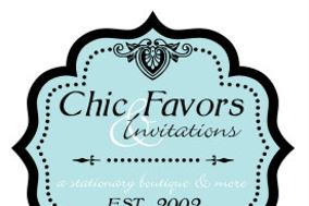 Chic Favors & Invitations