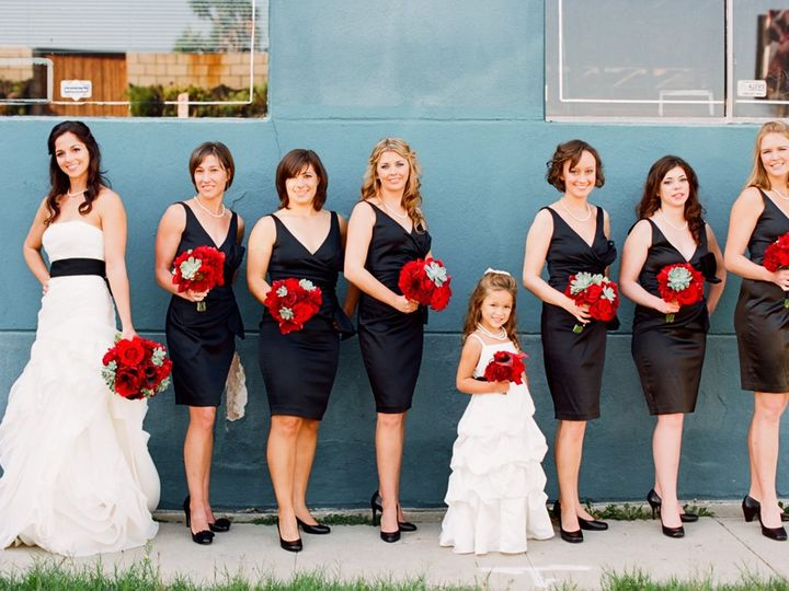 Tmx 1342658541237 LaylaJayWedding264 Los Angeles, CA wedding beauty