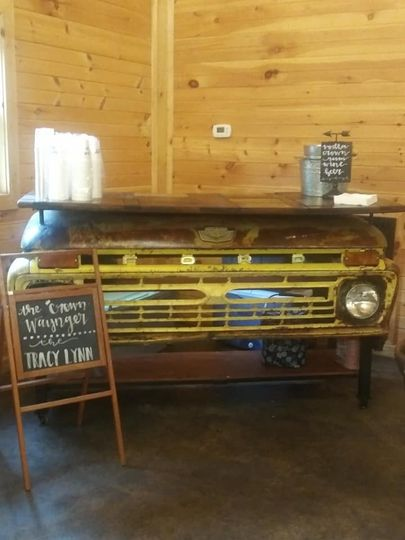 Retired Car BAr
