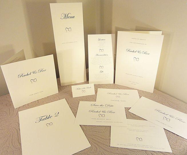 AdelaRosa Ltd - Invitations - Sheffield - WeddingWire