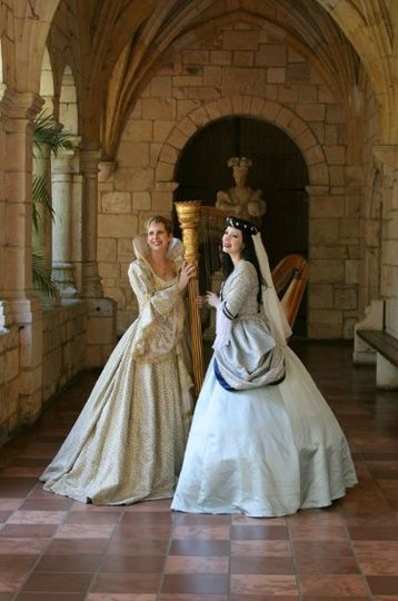 Renaissance costuming