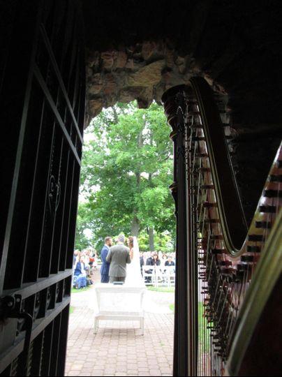 Through the Dove Cote