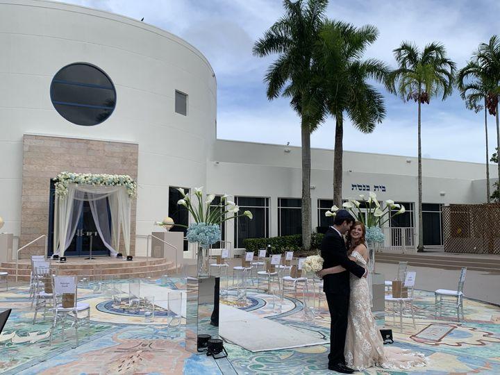 Jewish Wedding Social Distance