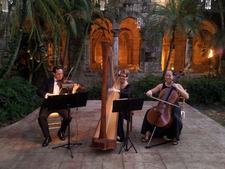 Spanish Monastery Trio