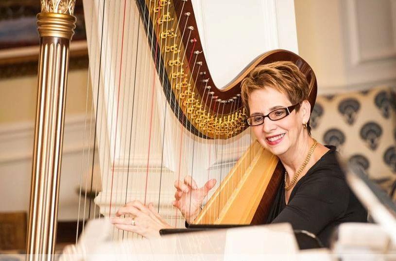 the elegant harp esther 51 9317