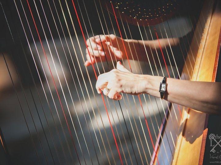 Tmx 1452989258815 The Elegant Harp Addison Hands Lake Worth wedding ceremonymusic