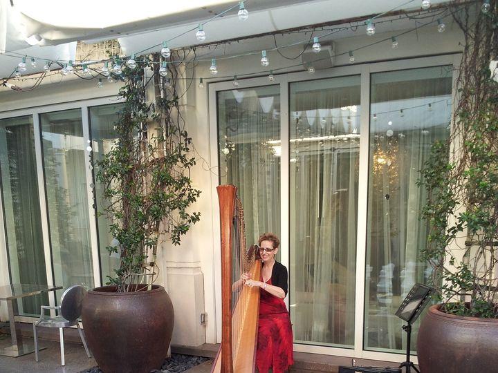 Tmx 1452990876196 The Elegant Harp Eau Valentines Lake Worth wedding ceremonymusic