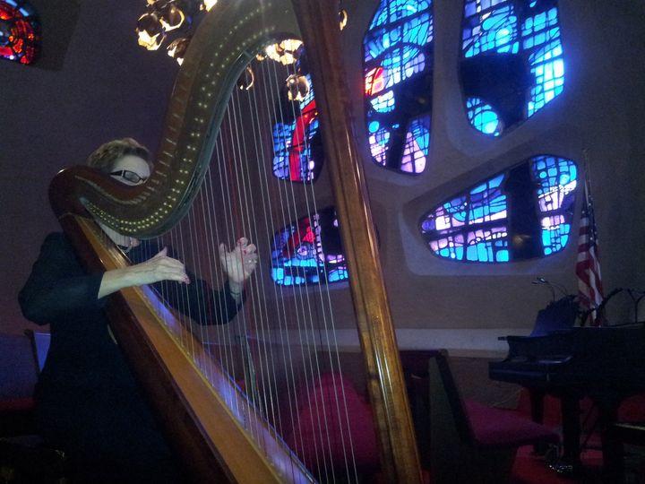 Tmx 1452991006600 The Elegant Harp Temple  Lake Worth wedding ceremonymusic