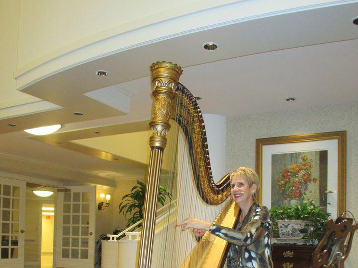 Tmx 1452991193910 The Elegant Harp Lourdes Mckeen Lake Worth wedding ceremonymusic
