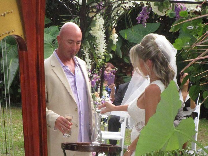 Tmx 1452994061025 The Elegant Harp Sundy House Sand Ceremony Lake Worth wedding ceremonymusic