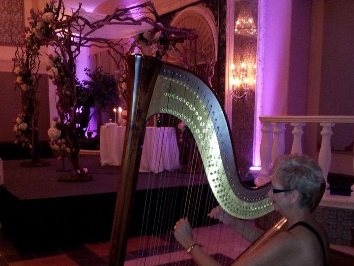 Tmx 1452998244774 The Elegant Harp Chuppah Signature Grand Lake Worth wedding ceremonymusic