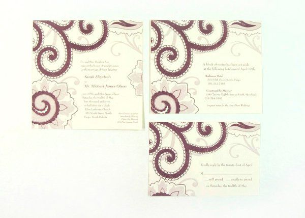 Paisley Wedding Suite