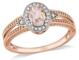 Tmx 1345321591224 Rosegoldengagementring Waterford wedding jewelry