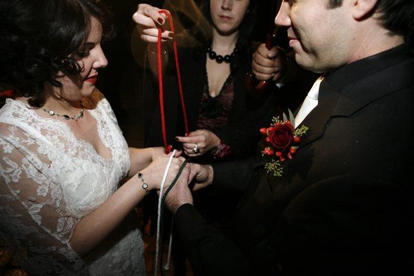 A handfasting is a moving ceremony that can  add a note of Celtic drama and inspiration to your...