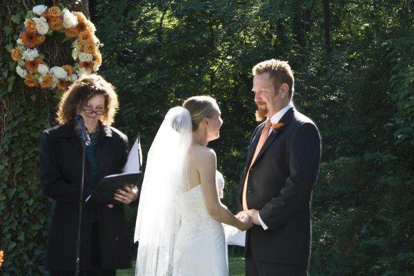 Saying te vows