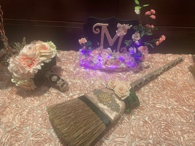 Tmx Mccoy Bouquet And Broom 51 1021417 160281243976721 Baltimore, MD wedding eventproduction