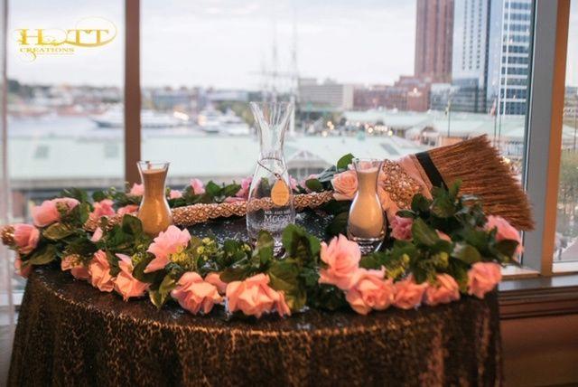 Tmx Mccoy Sand Ceremony 51 1021417 160281186427282 Baltimore, MD wedding eventproduction