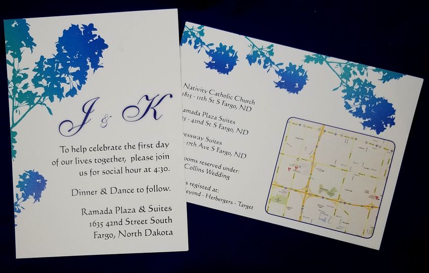 Mdesign Invitations Moorhead Mn Weddingwire