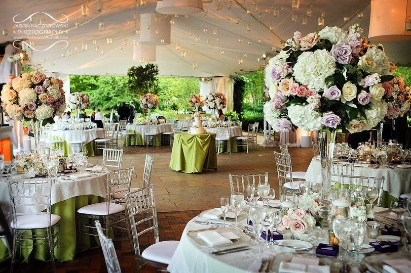 Chicago Botanic Garden Venue Glencoe Il Weddingwire