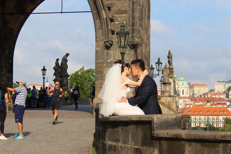 European wedding