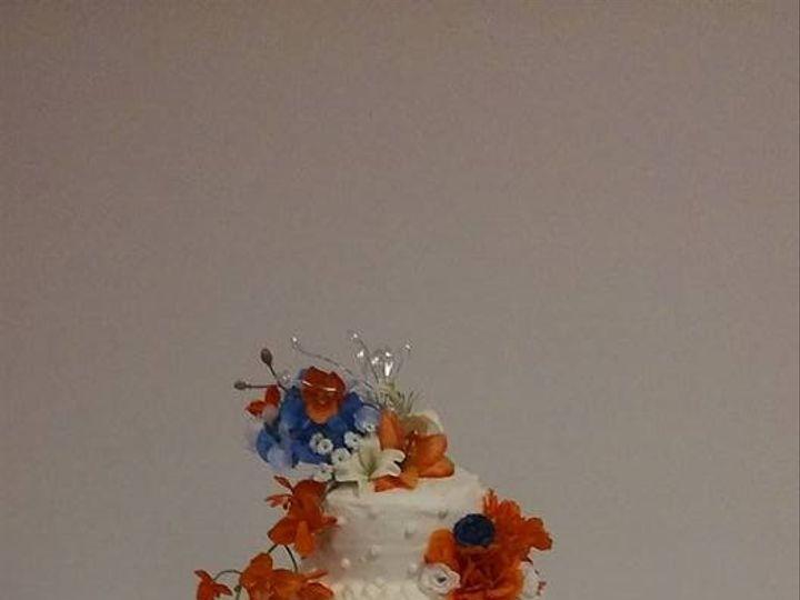 Tmx 11751471 877570115630047 8824360277872469730 N 51 1063417 1556720147 Waterloo, IN wedding cake