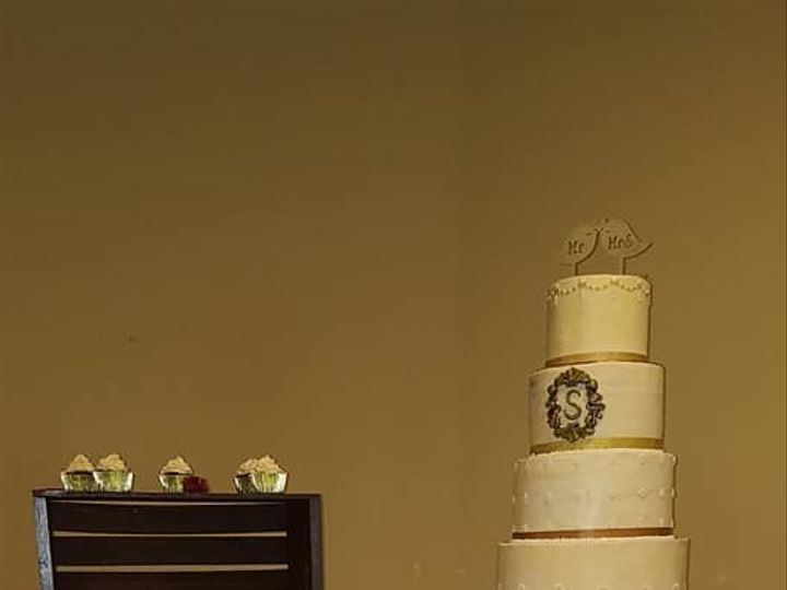 Tmx 42600324 1855219204531795 5667038132495712256 N 51 1063417 1556720147 Waterloo, IN wedding cake