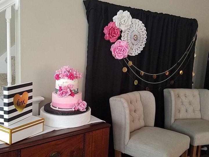 Tmx Pelmears Cake Creations 01 51 1063417 1557394433 Waterloo, IN wedding cake