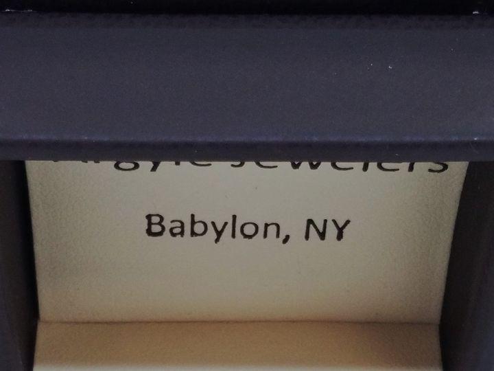 Tmx 1472162476932 Wedband2 Babylon wedding jewelry