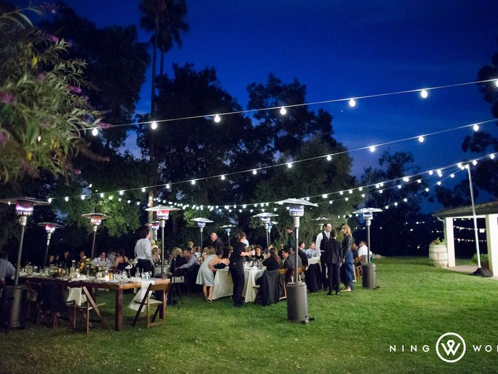 Tmx 1400780297020 String Lightsl Los Angeles wedding eventproduction