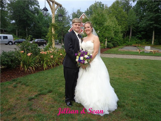 Tmx 1422482928279 F08.01.2014 Jilliansean Hampton Falls wedding officiant