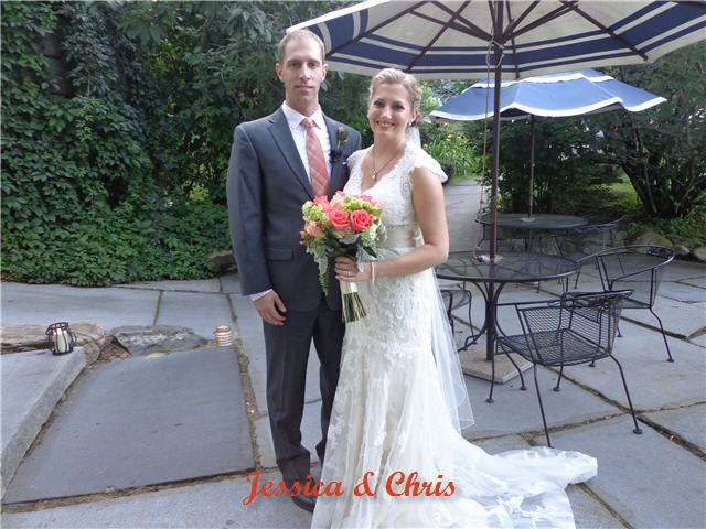 Tmx 1422482943146 F08.09.2014 Jessicachris1 Hampton Falls wedding officiant