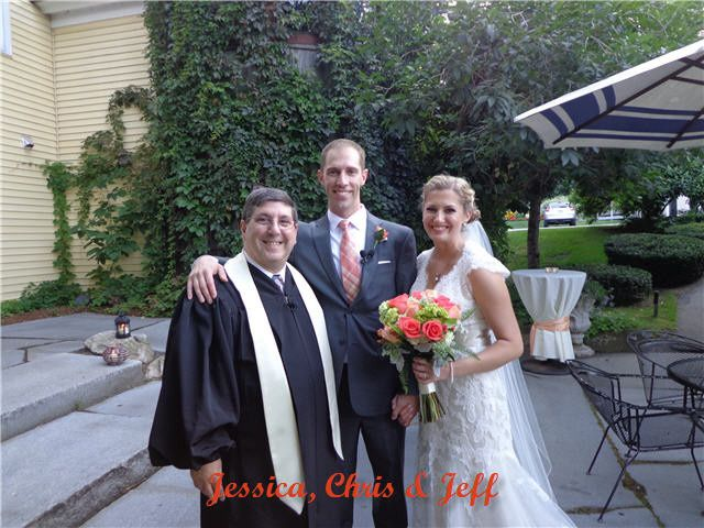 Tmx 1422482946644 F08.09.2014 Jessicachris2 Hampton Falls wedding officiant
