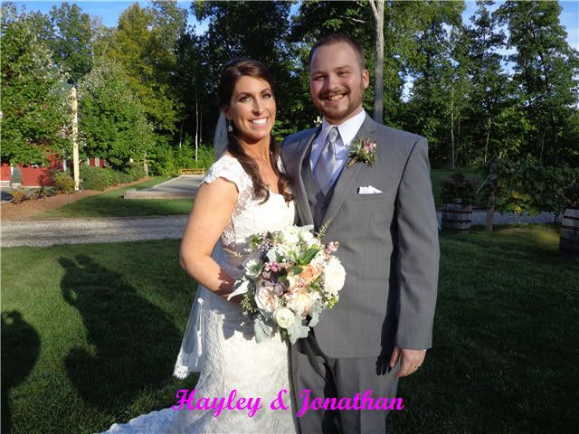 Tmx 1422482999874 F09.14.2014 Hayleyjon Hampton Falls wedding officiant