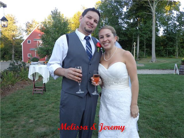 Tmx 1422483006907 F09.19.2014 Melissajeremy Hampton Falls wedding officiant