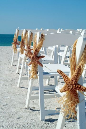 Seaside ceremony