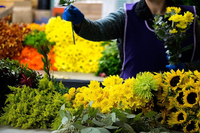 Fresh Ideas Flower Co. - Flowers - Modesto, CA - WeddingWire