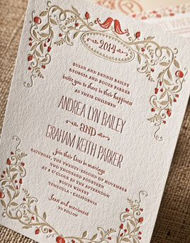 Tmx 1436741016067 Harvest Invite2 Large Seattle wedding invitation