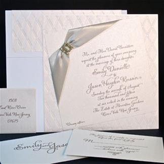 Tmx 1436742631446 Diamonds Are Forever Seattle wedding invitation