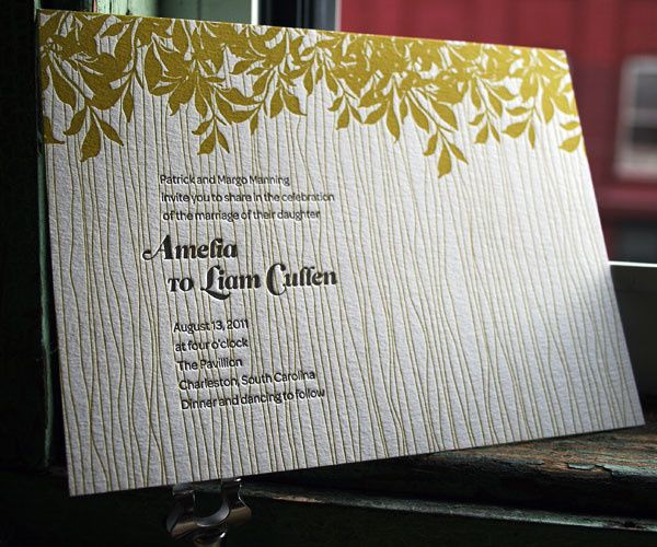 Tmx 1436742970956 Canopy From Flare Collection Seattle wedding invitation