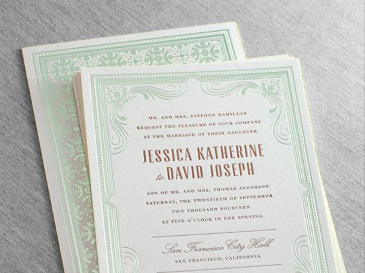 Tmx 1436743738273 Hamilton Invitation New For 2012 Seattle wedding invitation