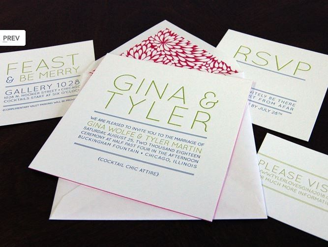 Tmx 1436744022206 Just My Type Seattle wedding invitation