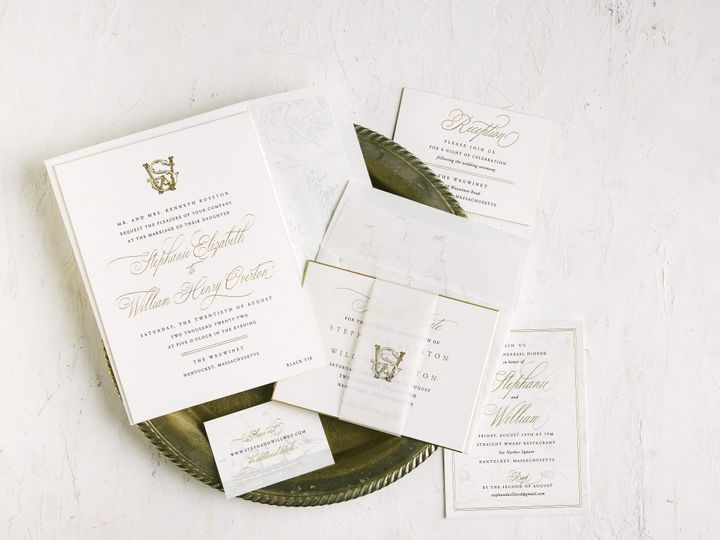 Tmx Chadwick Letterpress Invitations 51 406417 162154711424112 Seattle, WA wedding invitation