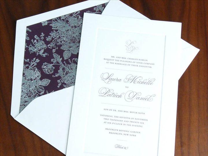 Tmx Galleria Invitation 51 406417 162155051754945 Seattle, WA wedding invitation