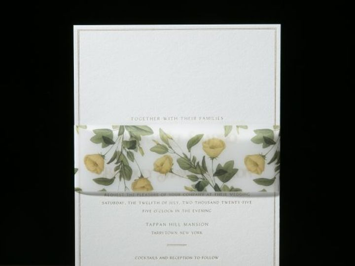 Tmx Ichabod Foil Stamped Wedding Invitation 2 Wood 576x576 51 406417 162154711356359 Seattle, WA wedding invitation