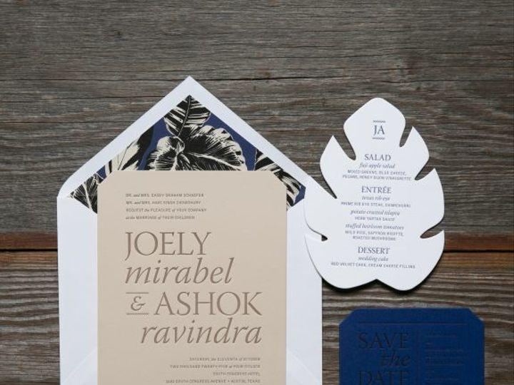 Tmx Joely Modern Typography Wedding Invitation Suite 51 406417 162154711570038 Seattle, WA wedding invitation