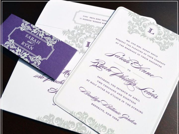Tmx K 5012 51 406417 162154932725861 Seattle, WA wedding invitation